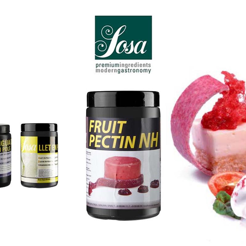 SOSA ingredients